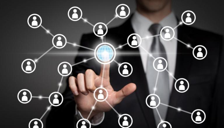 <p>social network - connectivity</p>