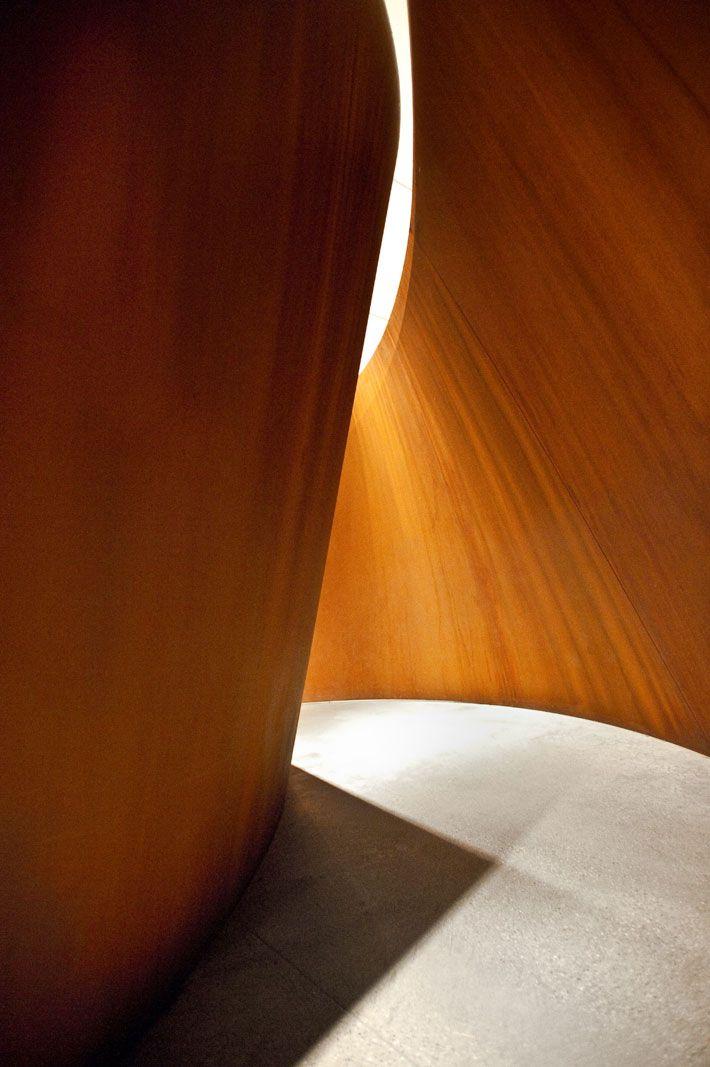 2_INSTALLAZIONE - Richard Serra