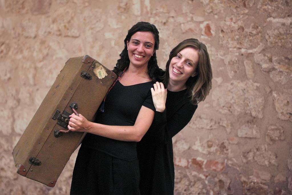 Elisa Dalla Battista & Francesca Lurci - La valigia del filosofo