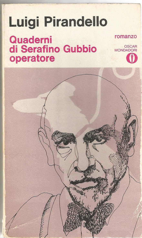 QUADERNI DI SERAFINO GUBBIO - COPERTINA
