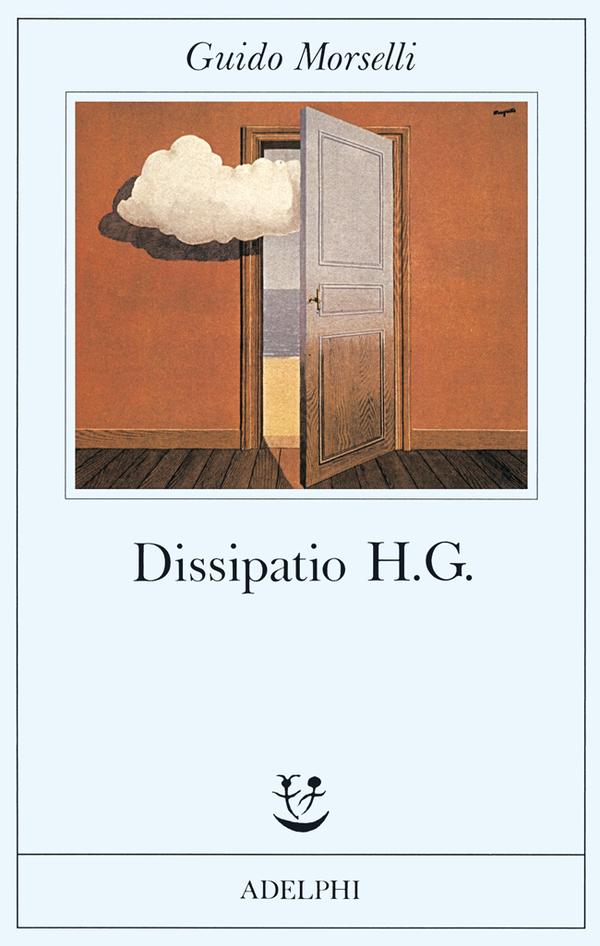 DISSIPATIO HG - COPERTINA
