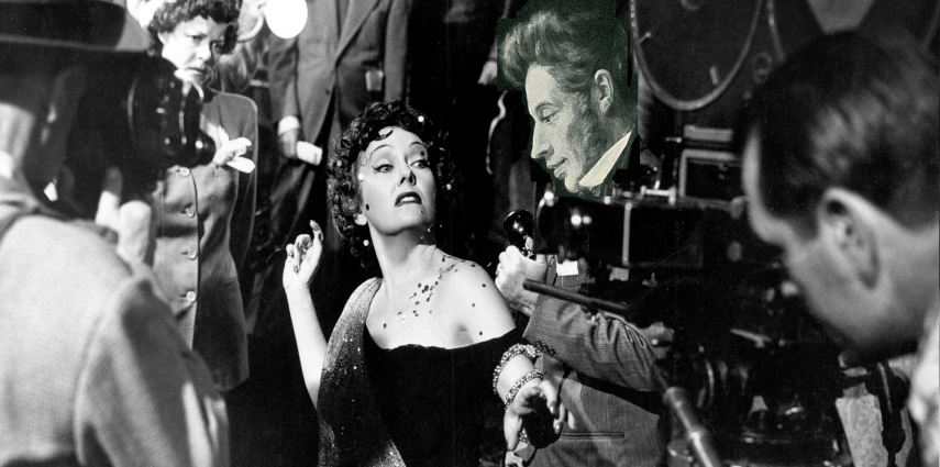 <p>Sunset Blvd. (1950)   aka Sunset Boulevard<br /> Directed by Billy Wilder<br /> Shown center: Gloria Swanson</p>