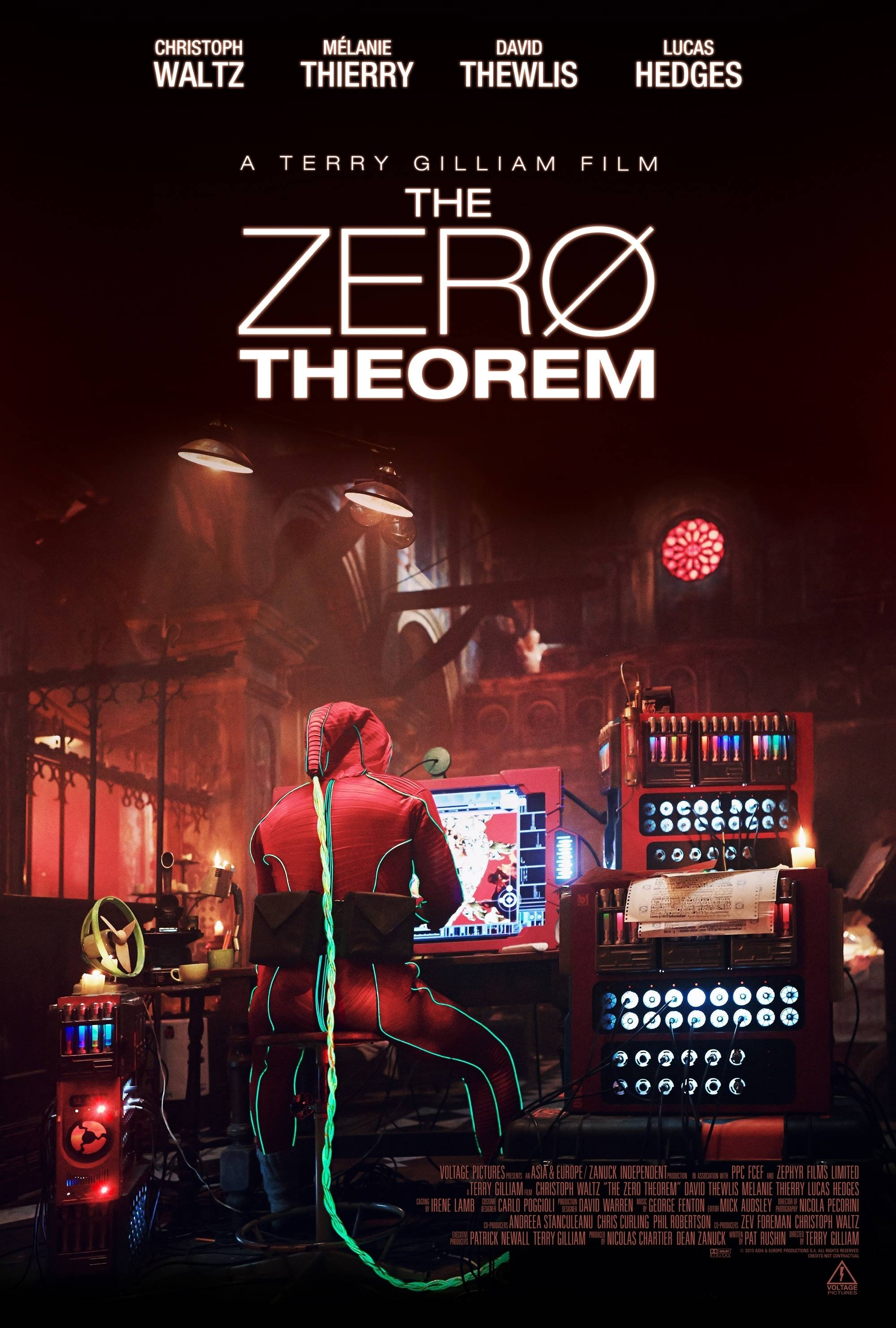 The zero theorem - La chiave di Sophia