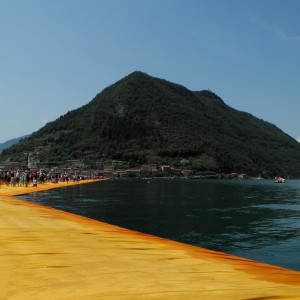 The floating piers1 - La chiave di Sophia