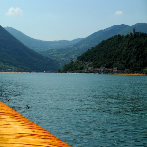 The floating piers2 - La chiave di Sophia