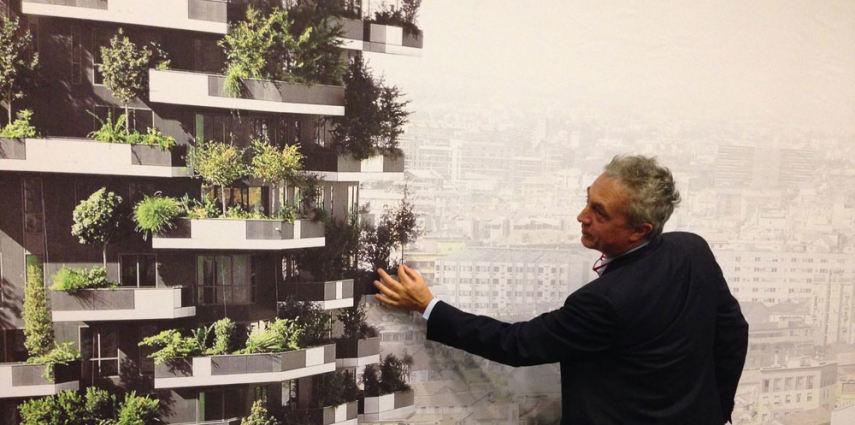Architettura ed etica del verde intervista a stefano boeri for Architettura del verde
