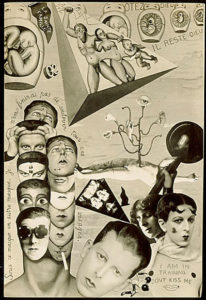 Claude Cahun, Self Pride 1929-1930
