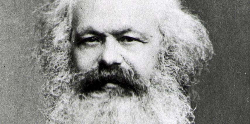<p>Portrait of Karl Marx, date unknown. (AP Photo/Kurt Strumpf)</p>