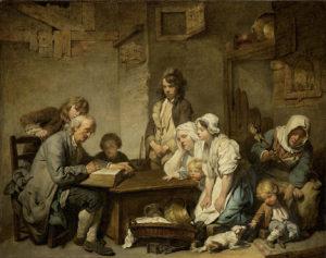 lecture de la bible chiave di sophia focolare