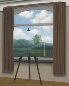 magritte_la_condizione_umana
