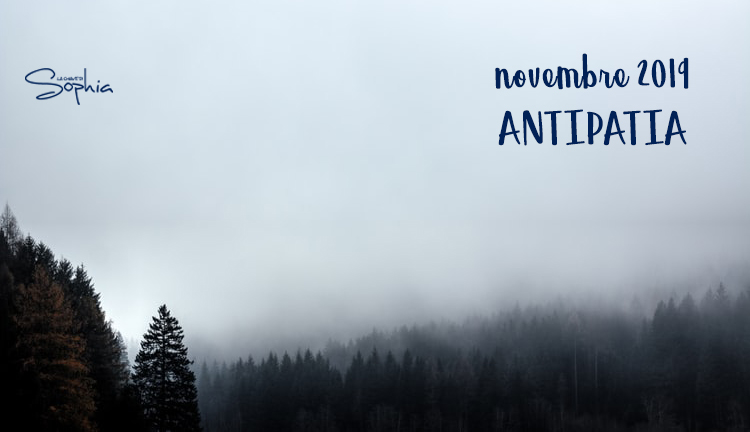 antipatia novembre